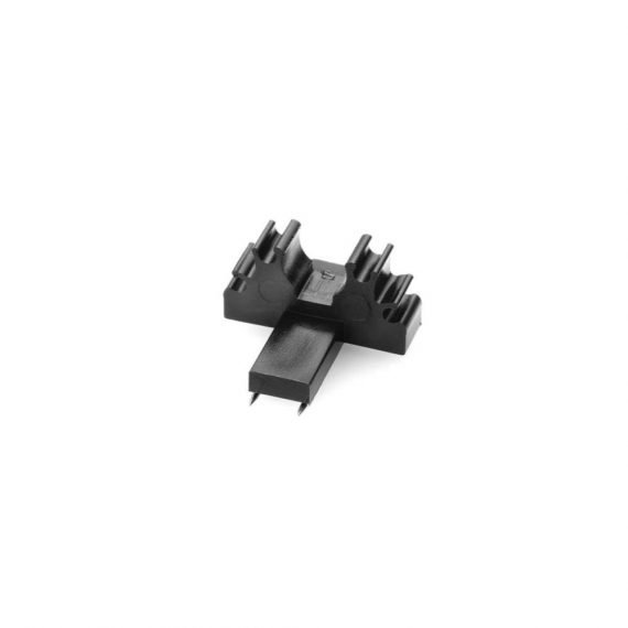 Holder with Double Pin for Lavalier Microphones