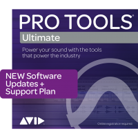 Pro Tools | Ultimate 1-Year Software Updates + Support Plan NEW (Electronic)