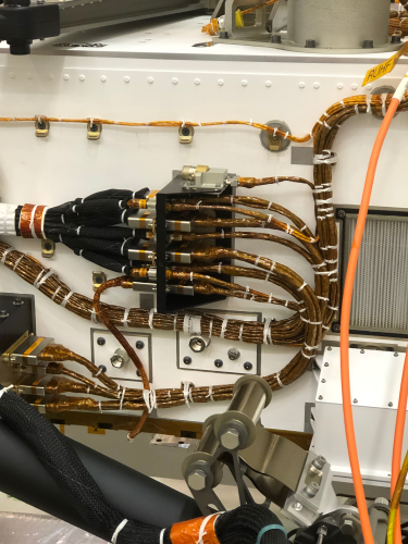 The DPA 4006 aboard the Mars Perserverance rover.