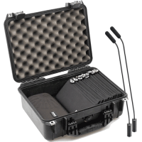 d:vote™ 4099 Touring Kits + d:sign™ 4098 Podium Mic Bundle