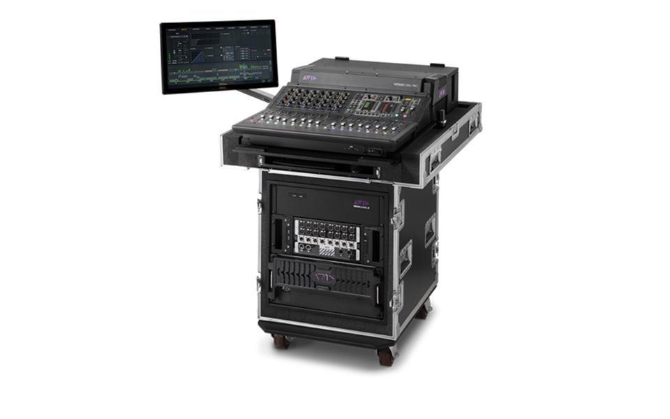 Avid VENUE | S6L | Live Sound, Mixing Console | AVID