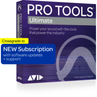 Pro Tools | Ultimate Perpetual Crossgrade to Annual Subscription Paid Up Front (Electronic)