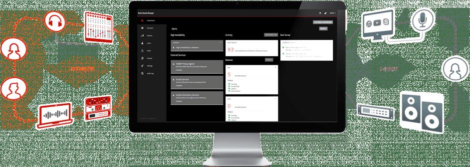 IT Tools for AV networks