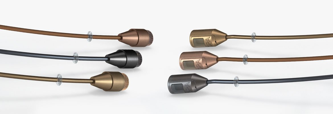4466/88 Omnidirectional and Directional Headsets - Capsules