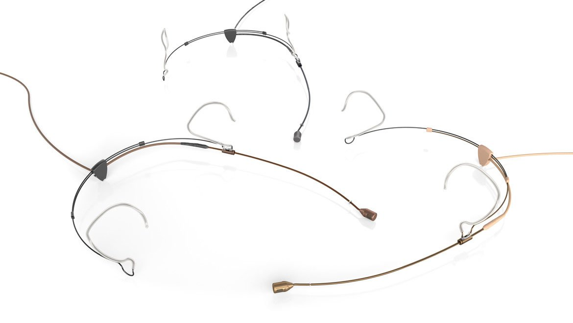 4488 Directional Headset Microphone