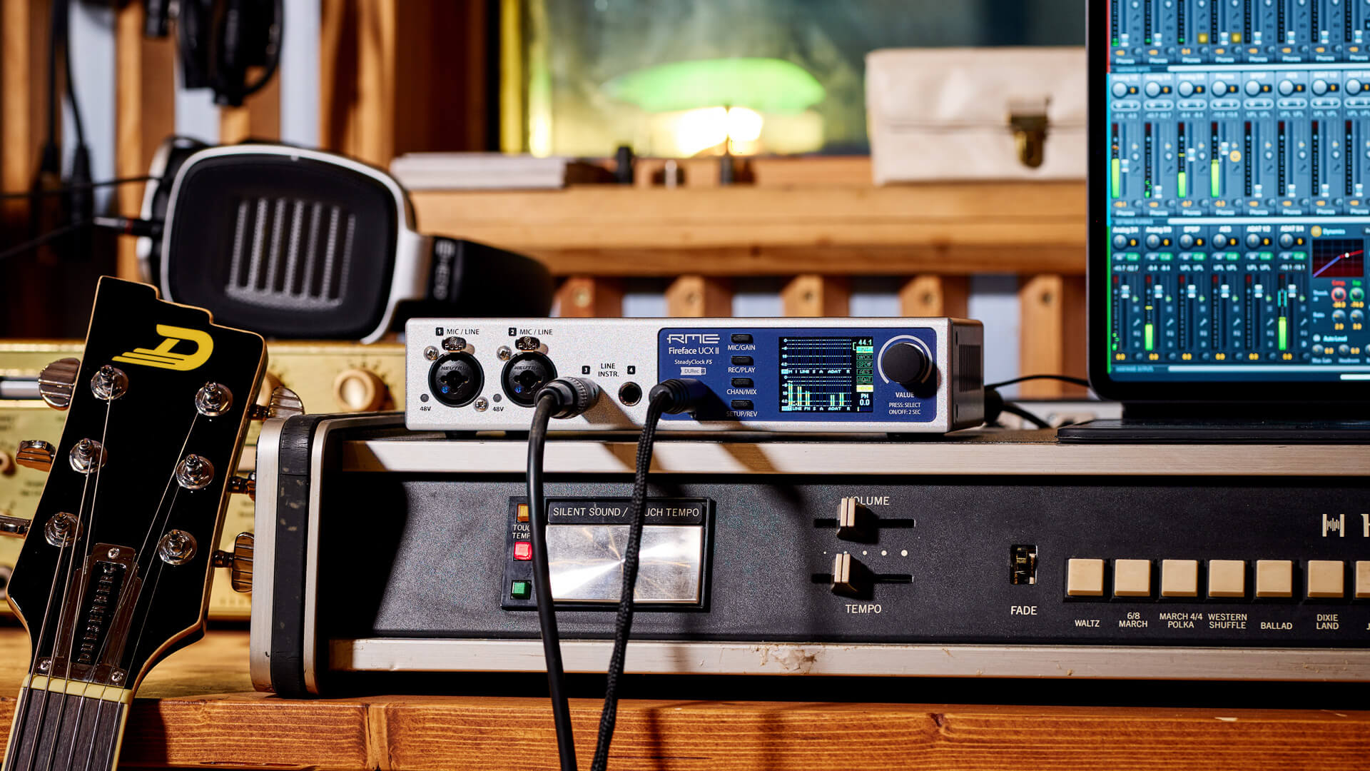TotalMix FX and DigiCheck are included with your RME Audio Interface