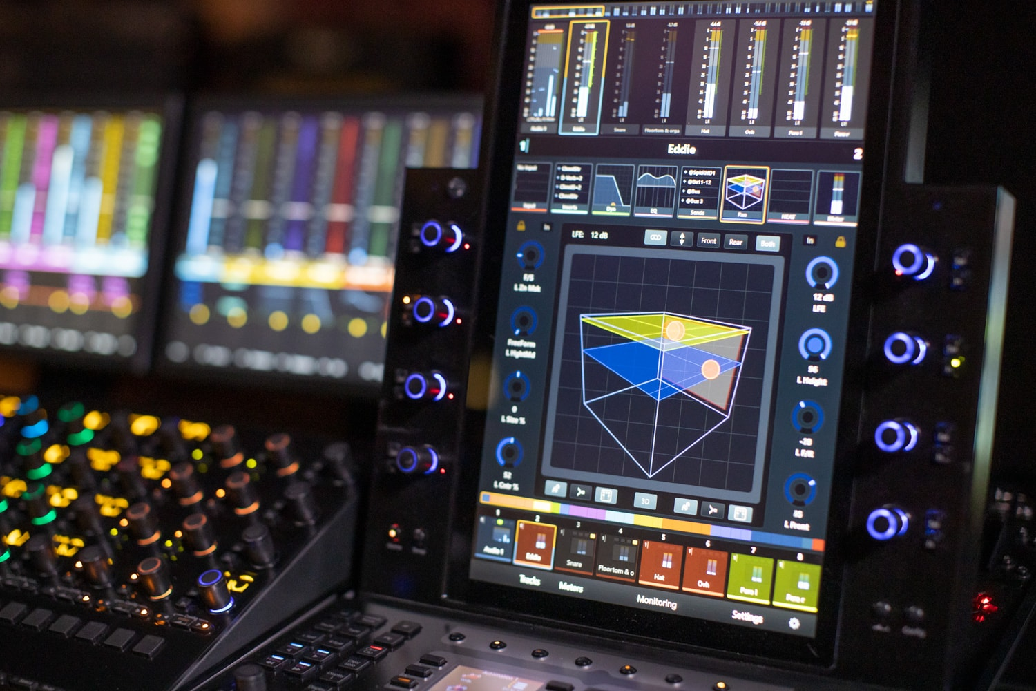 Create Dolby Atmos mixes with ease