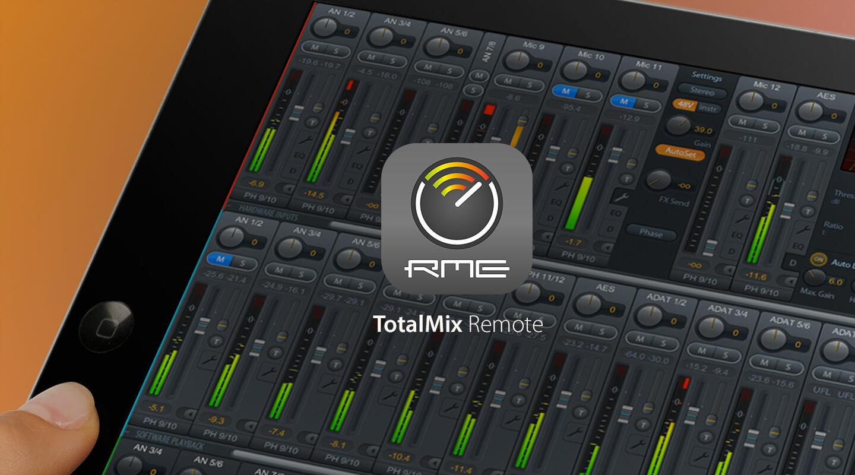 TotalMix Remote